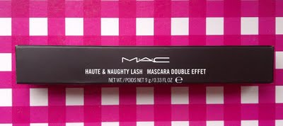 MAC Haute & Naughty Lash Mascara Double Effet