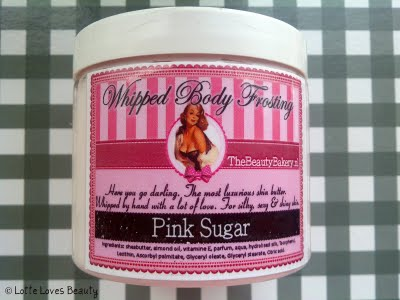 Whipped Body Frosting van The Beauty Bakery