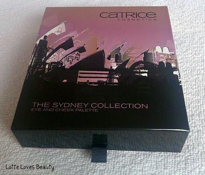 Catrice Big City Life: Sydney Palette