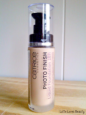 Catrice Photo Finish Foundation
