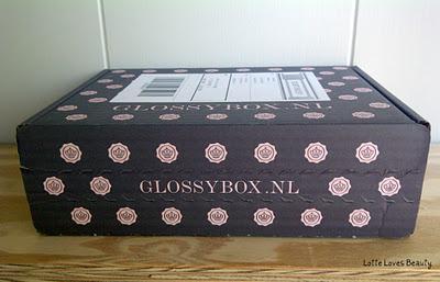 De Eerste Glossybox!