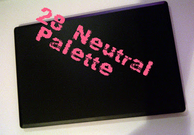 New In: 28 Neutral Palette