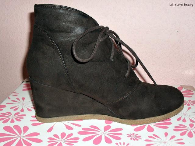 Nieuwe schoenen!