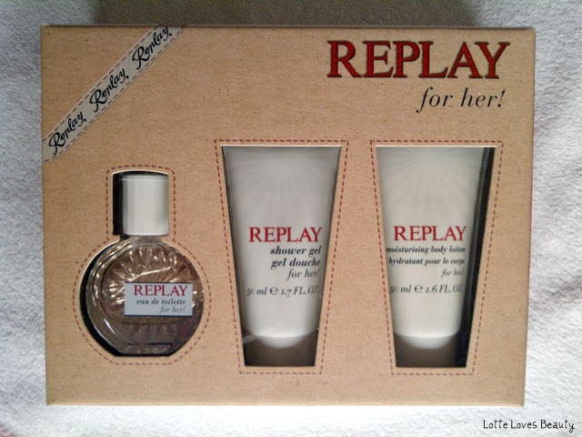 Replay For Her! Giftset