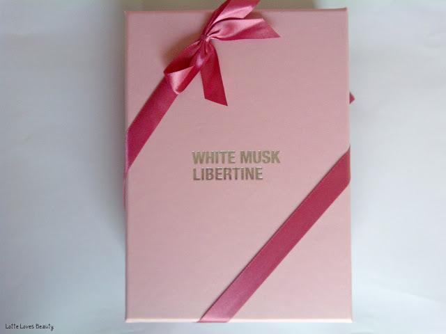 The Body Shop Giftset: White Musk Libertine