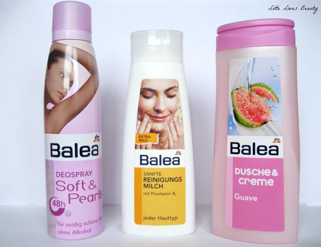 Balea producten – 3 in 1 review