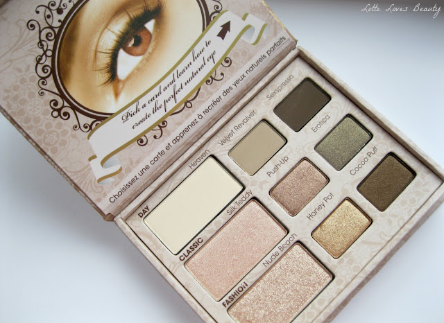 I finally got it: Too Faced Natural Eye Palette!