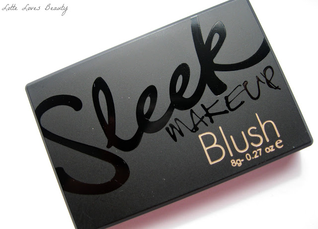 Sleek blush in Flamingo