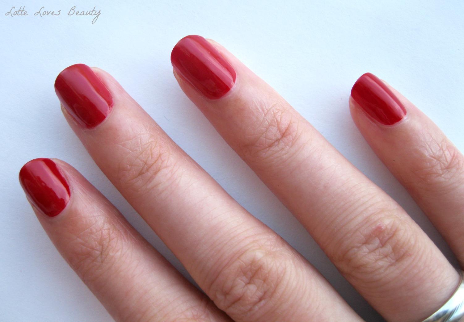 How I do my nails