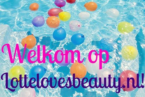 Welkom op Lotte Loves Beauty.nl!