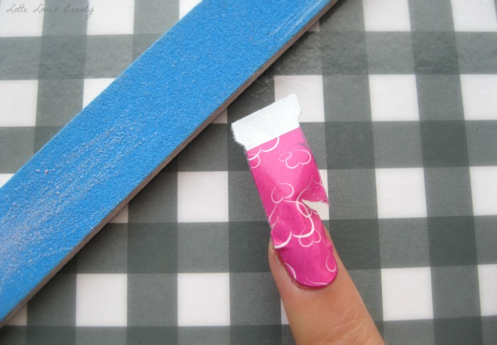 Miss Sporty Fabulous Nail Patches