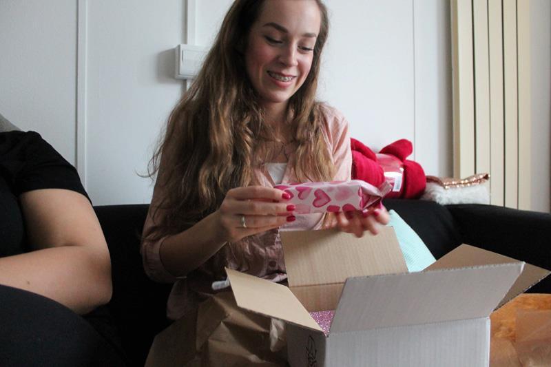Filmpje – Haul: cadeautjes van Sinta (lootjes)