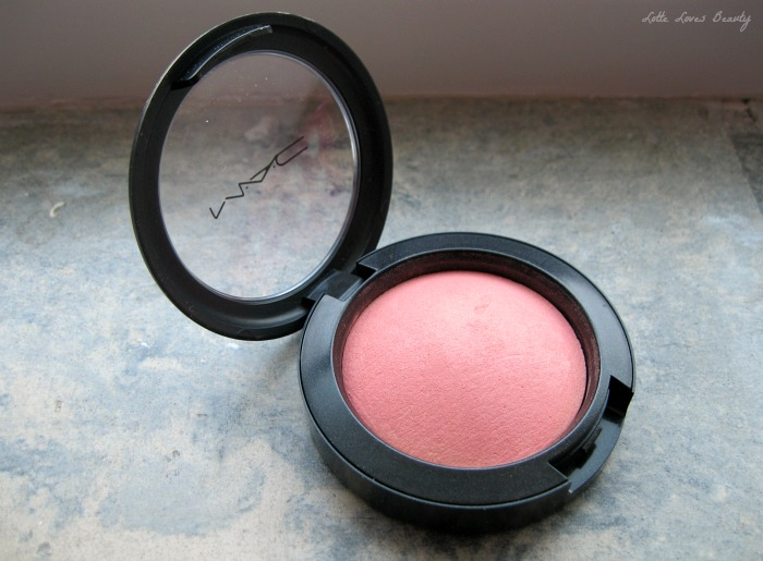 Winweek dag 7: Win een Mineralize Blush van MAC in de kleur Dainty