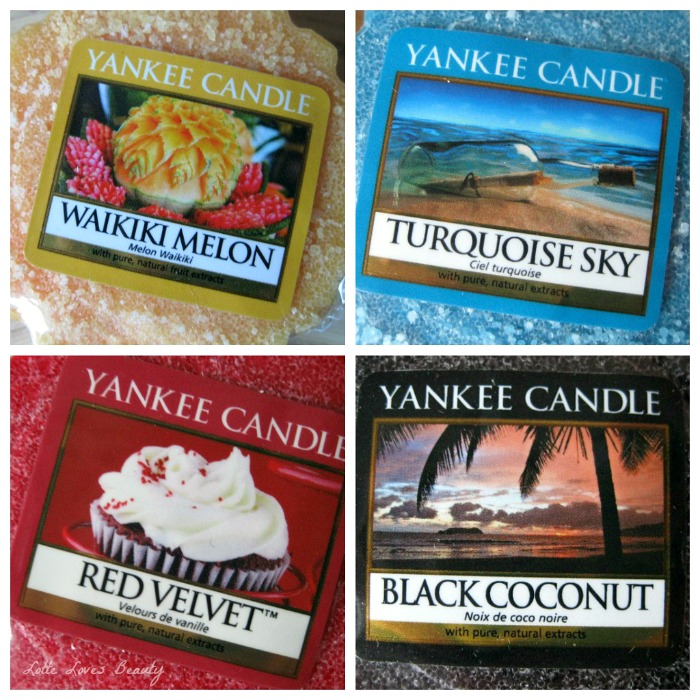 Yankee Candle producten