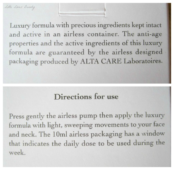Dermastir Coenzyme Q10 Luxury Serum