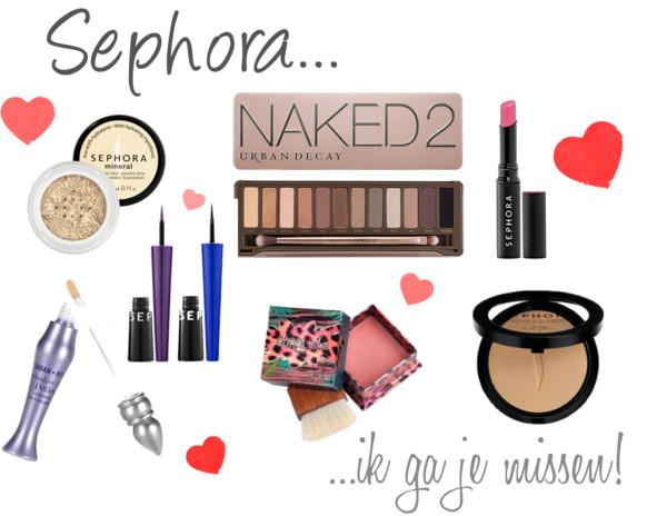 Wat ik nog wil kopen bij Sephora, voor het te laat is…