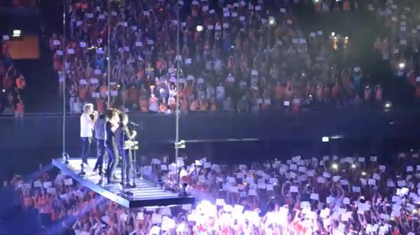 Verslag: One Direction Ziggo Dome Concert (03-05-2013)