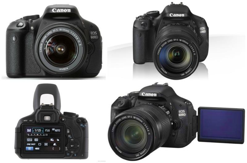 Nieuwe camera! – Canon EOS 600D