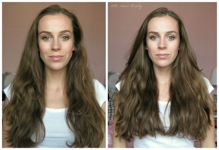 Clip-in hair extensions van Luxury For Princesses