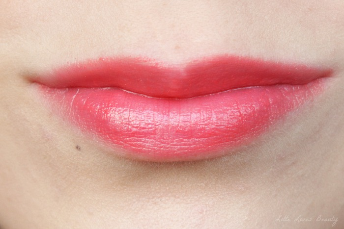 Bourjois Rouge Edition Shine Lipsticks: 1, 2, 3 Soleil & Rose xoxo