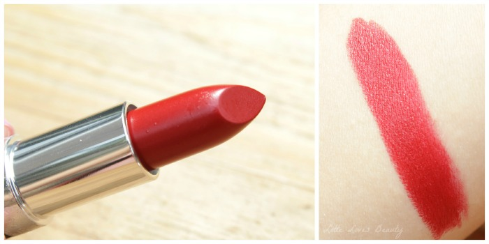 Rimmel Lasting Finish Lipsticks – Heart Breaker & Temptation