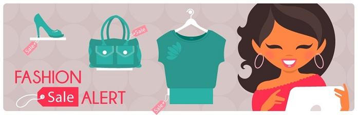FashionSaleAlert.nl – aanbiedingen van je favoriete shops!
