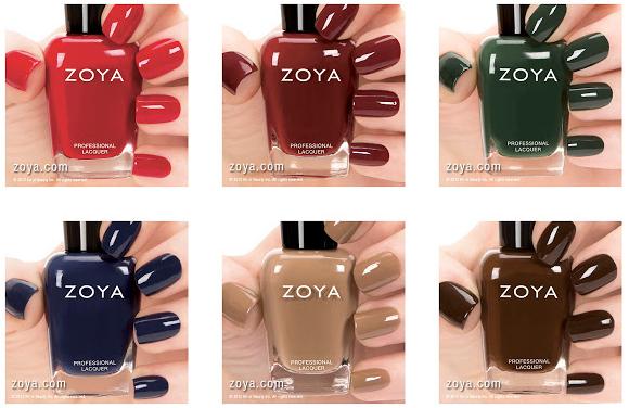 Nieuwe collecties van Catrice, MAC, China Glaze, Gosh & Zoya