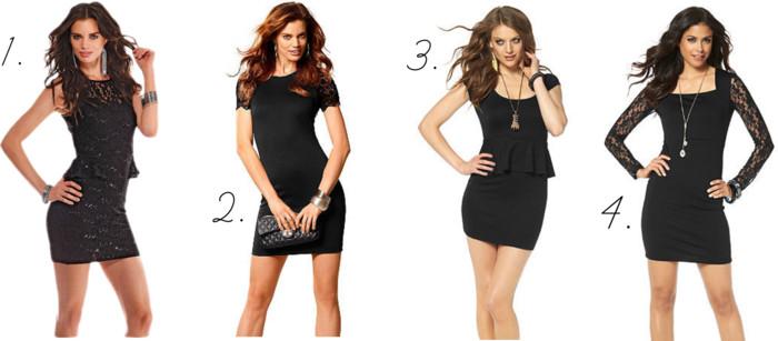 10 Last-Minute Little Black Dresses