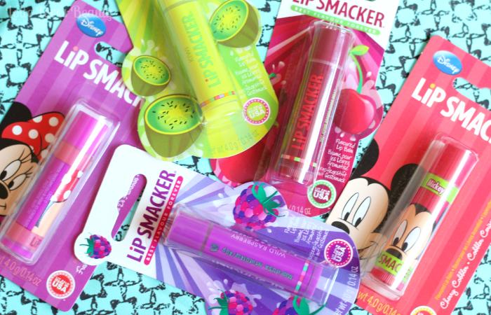 Lipsmacker nieuwe smaken  + WINACTIE