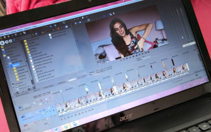 Behind the scenes (mijn apparatuur voor het bloggen & YouTube)