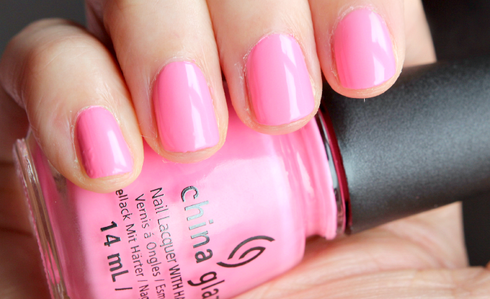 China Glaze Off Shore Summer Collection