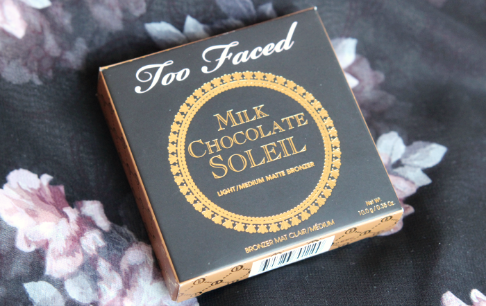 Too Faced Milk Chocolate Soleil Bronzer