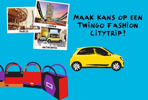 Win een driedaagse shoptrip naar Antwerpen, Parijs of Londen!