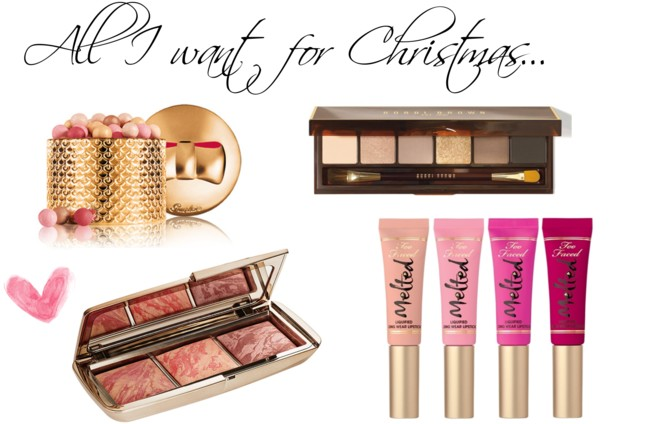 Holiday 2014 Beauty Faves