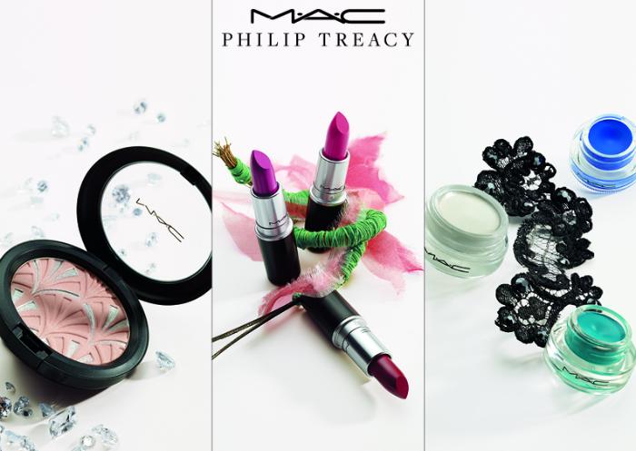 MAC nieuwe collecties (MAC is Beauty, MAC Mia Moretti, MAC Philip Treacy)