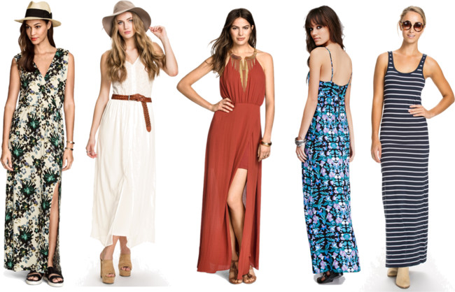 Wanted: the perfect maxidress