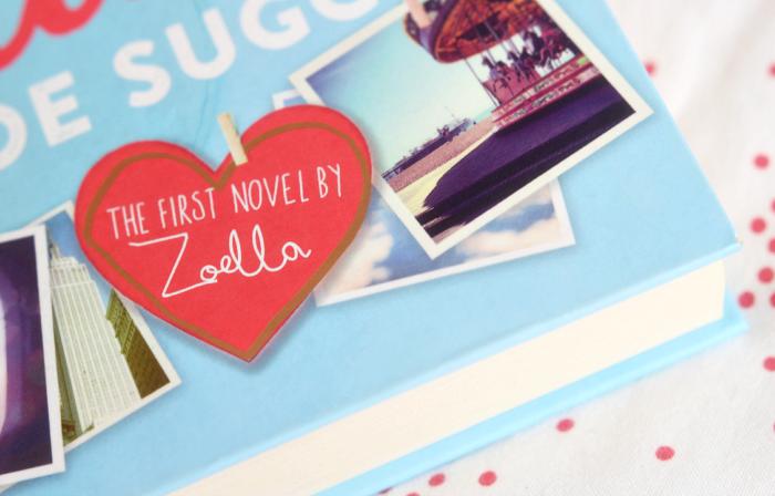 Boekrecensie: Zoe Sugg Girl Online