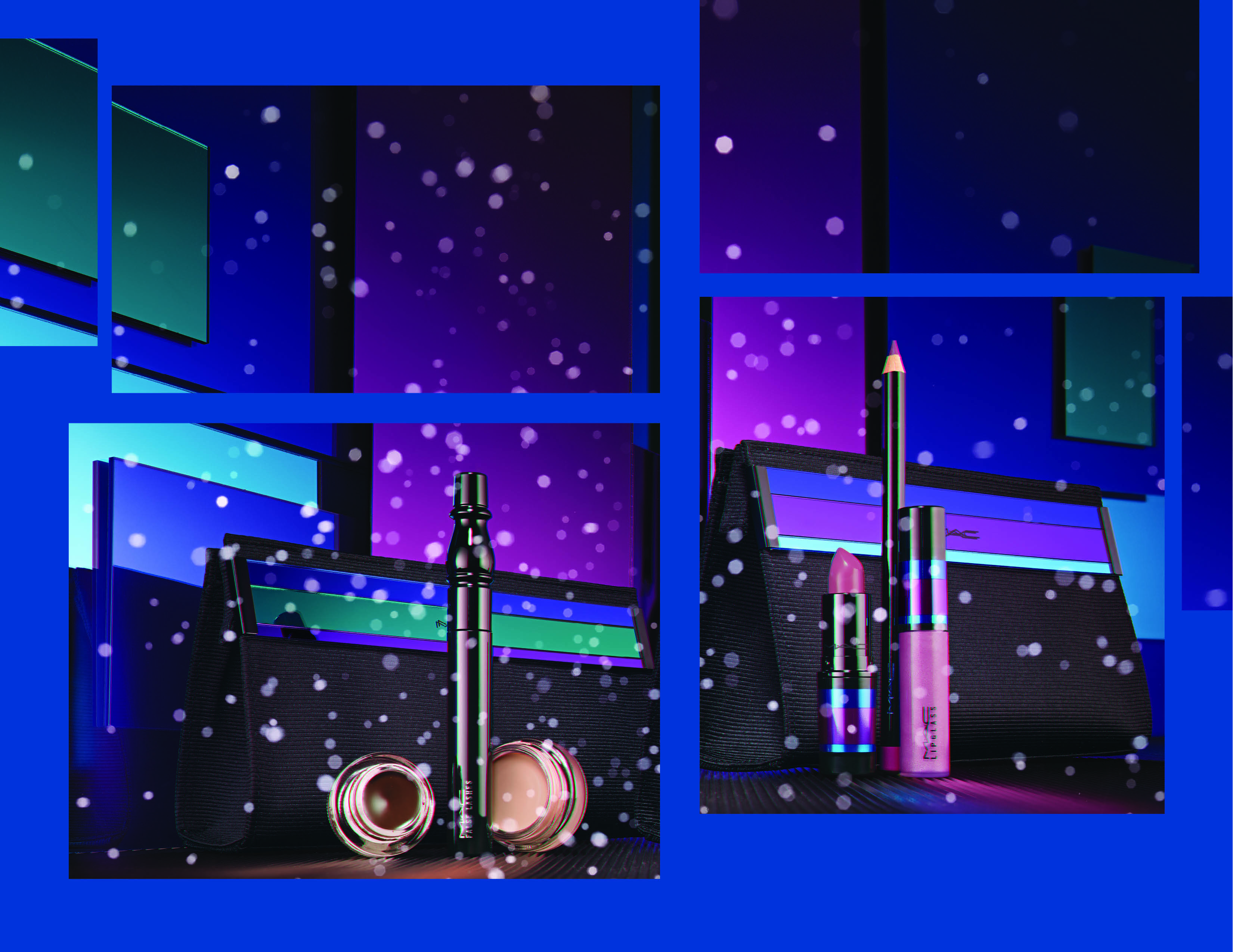 MAC Holiday 2015: Irresistibly Charming, Magic of the Night & Enchanted Eve Collections!
