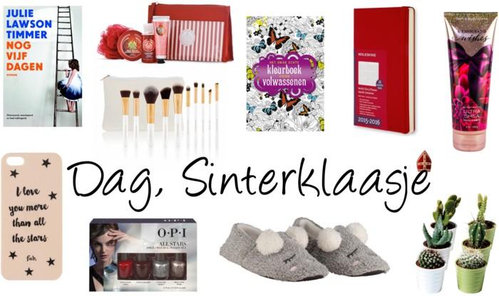Sinterklaascadeautjes voor haar – 10x onder €30!