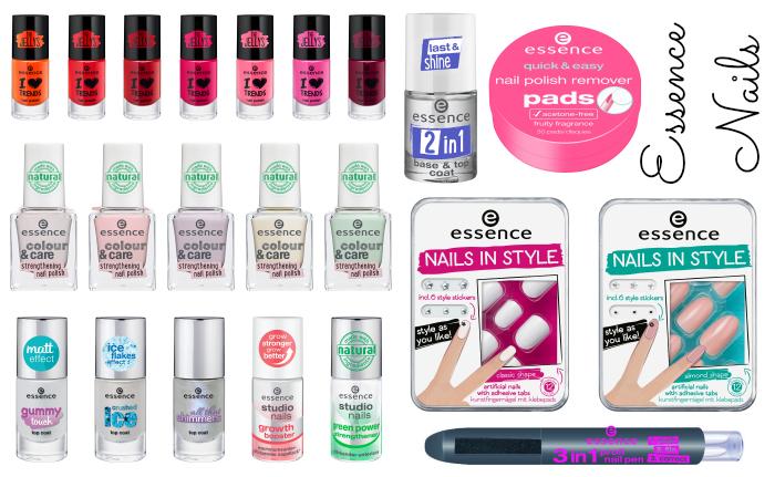 Nieuwe Essence producten lente/zomer 2016