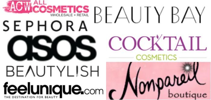 Online buitenlandse make-up shoppen! + tip voor sites waar je met creditcard moet betalen