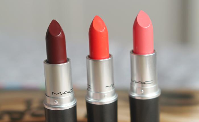 MAC lipsticks die ik nog graag wil hebben!