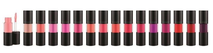 MAC Versicolour Stain – Ceaseless Energy & Preserving Passion