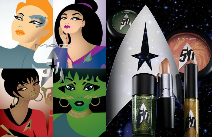 MAC Star Trek Collection