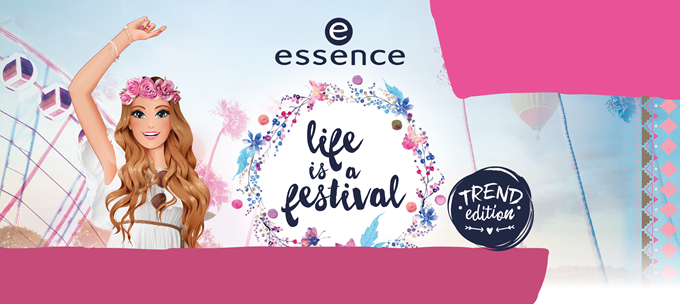 Essence Life Is A Festival Collectie
