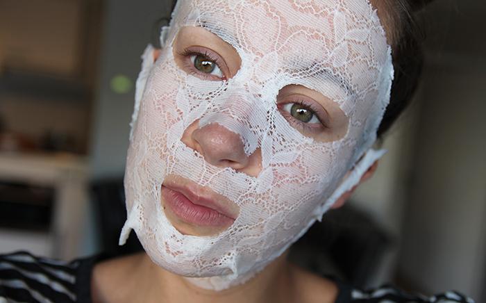 Starskin Lifting Lace Masks