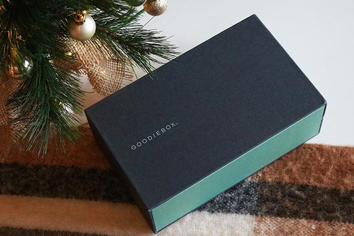 Goodiebox december editie – een box vol happiness!