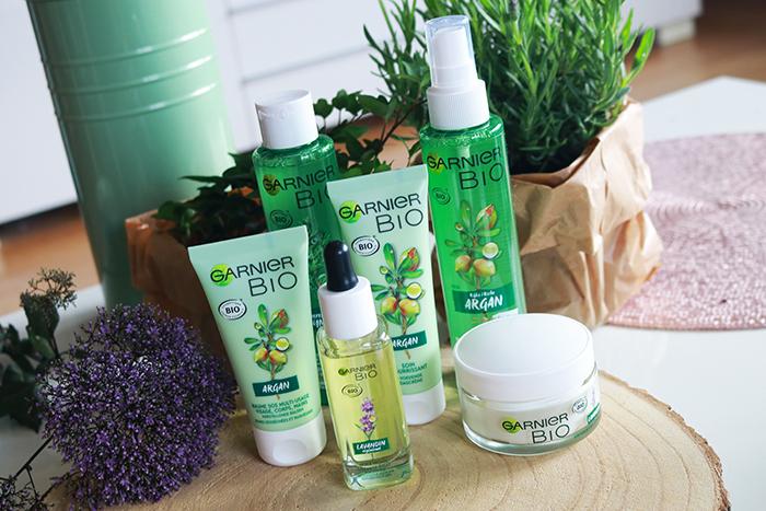 Garnier Bio || Biologische huidverzorging