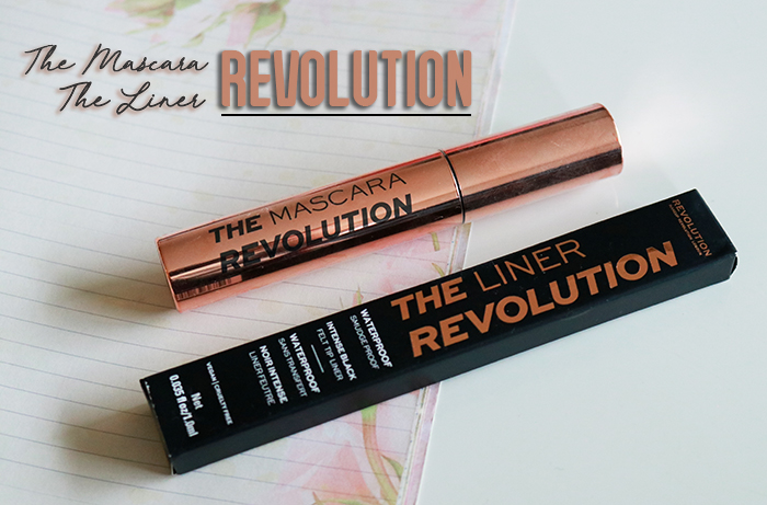 Revolution The Mascara & Liner Revolution