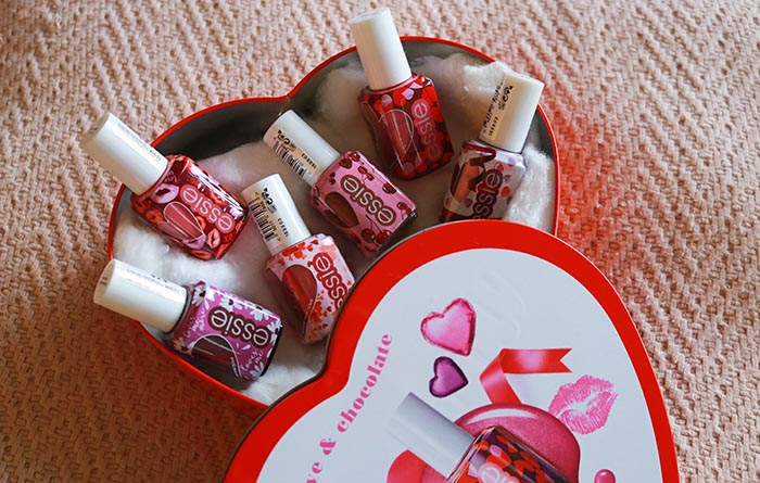 Essie Valentine's Day Collection 2020